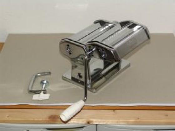 Nudelmaschine Marcato Grundgerät