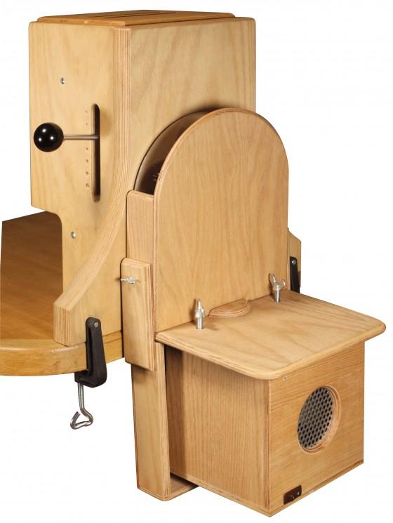 Elektroantrieb für Handgetreidemühle Hawos Rotare