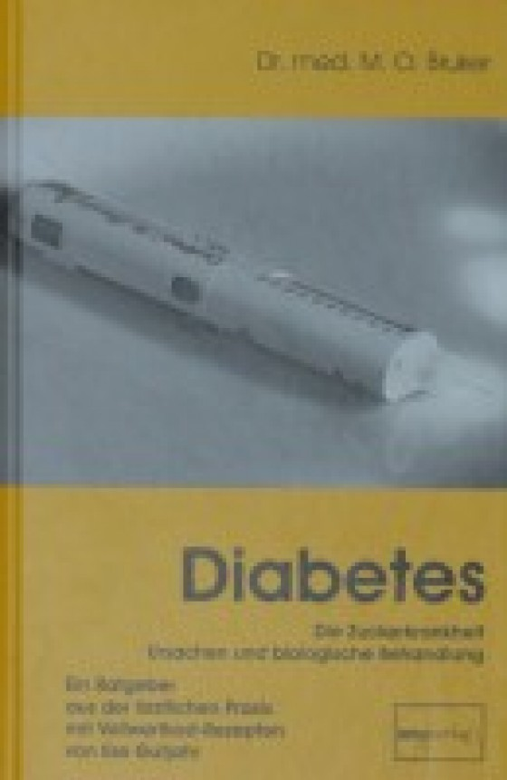 Buch Diabetes (Bruker)