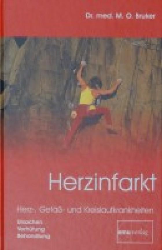 Buch Herzinfarkt (Bruker)