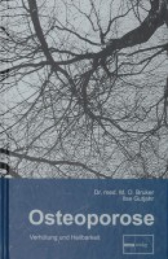 Buch Osteoporose (Bruker)