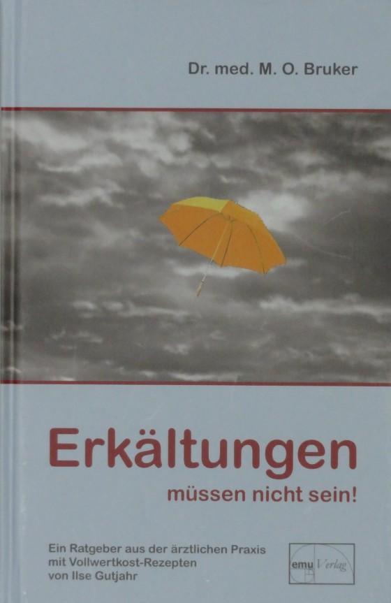 Buch Erkältungen (Bruker)