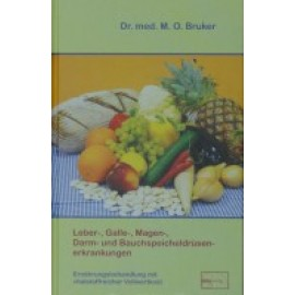 Buch Leber-, Galle-, Magen-, Darm-, Bauchspeicheldrüse, Bruker
