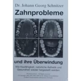Buch Zahnprobleme (Schnitzer)