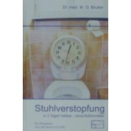 Buch Stuhlverstopfung (Bruker)