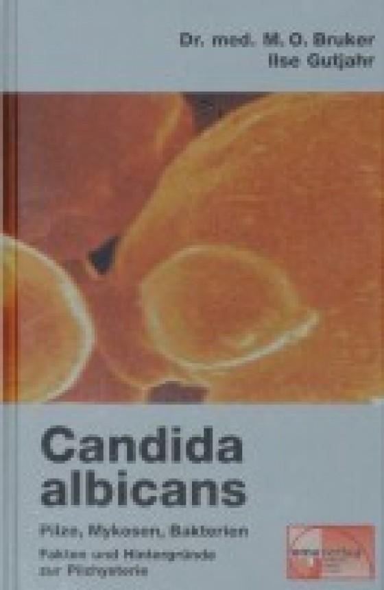 Buch Candida albicans (Bruker, Gutjahr)