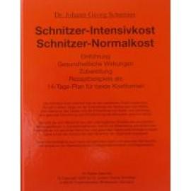 Buch Intensivkost - Normalkost (Schnitzer)