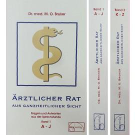 Buch Ärztlicher Rat aus ganzheitlicher Sicht (Bruker)